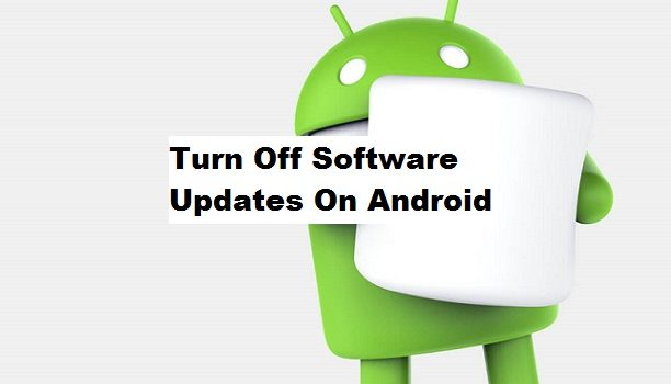 How To Turn Off Software Updates On Android | Samsung