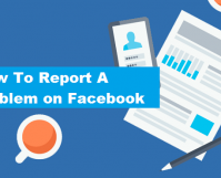 Report a Problem on Facebook