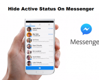 Hide Active Status On Facebook Messenger