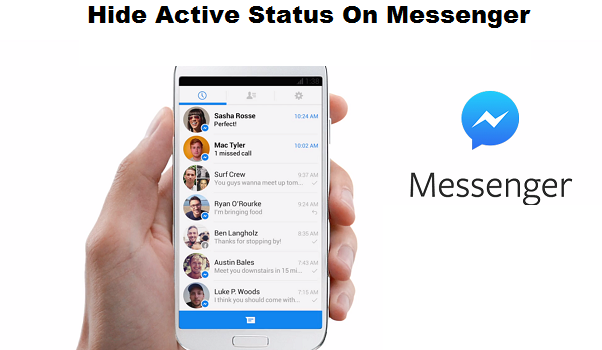 How to Hide Active Status on Facebook Messenger