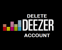 How To Delete Deezer Account