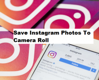 Save Instagram Photos To Camera Roll