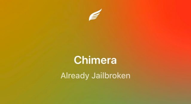How To Use Chimera App To Install sileo On iPhone