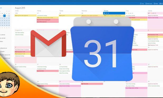 How to view Calendar on Gmail