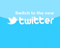 How to switch to the new Twitter layout