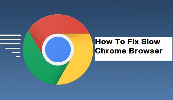 fix slow google chrome