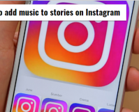 How to add music to stories on Instagram