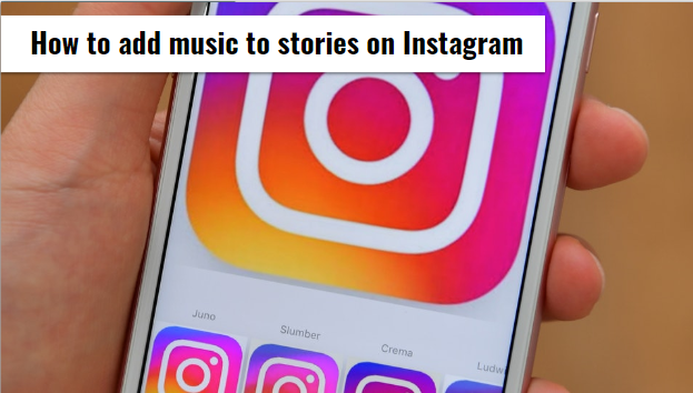 instagram how to add stories