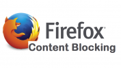 use content blocking on firefox