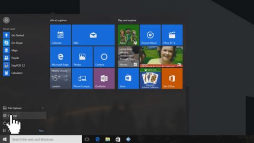 how to enable auto repair in Windows 10