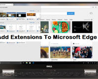 Add Extensions On Microsoft Edge