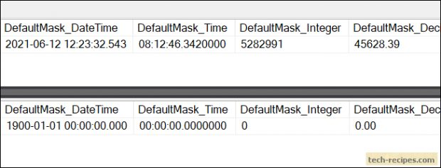 Default Function Dynamic Data Masking SQL Server_2