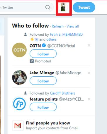 Comment se déconnecter du compte Twitter sur tous les appareils à la fois