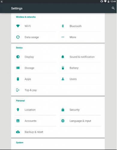 setting up parental controls on Android device