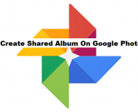 How To Create A Shared Album On Google Photos