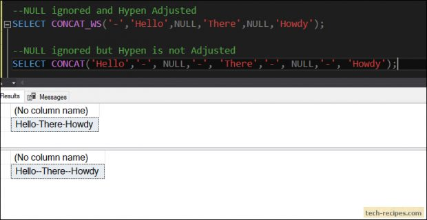CONCAT_WS SQL Server_4