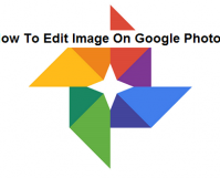 How To Edit Image On Google Photo
