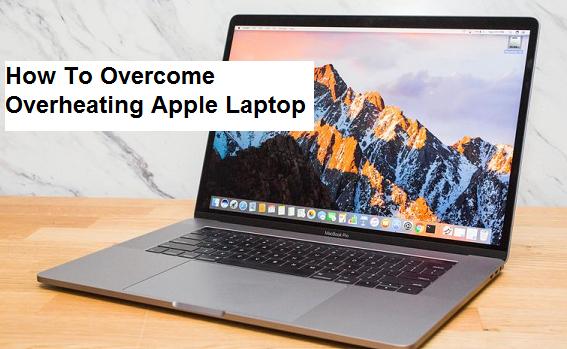 overheating apple laptop