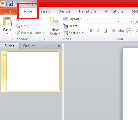 How to Superscript in Powerpoint — add formulae and symbols