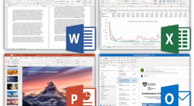 how to lock a microsoft word document 2016