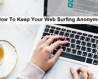 Keep Your Web Surfing Anonymous