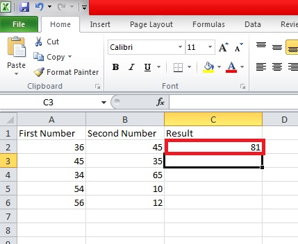 How to Add in Excel - Master The Basics of Excel