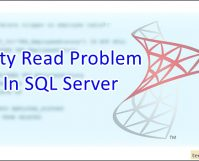 Dirty Read Problem - Read Uncommitted Isolation - SQL Server_Feature