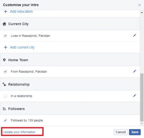 How to Change your Relationship Status on Facebook — 2019 Latest