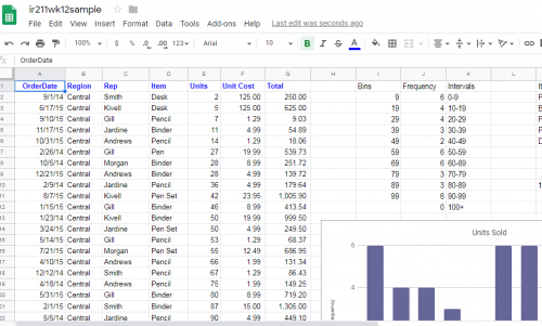 How to convert Your Excel Spreadsheets to Google Sheets tutorial 3