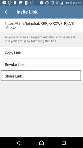 How to Form a Telegram Group with More than 200k People