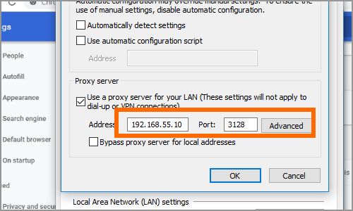 How to Use a Proxy Server With Chrome