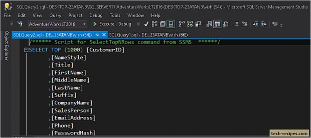 How To Enable Dark Theme In SQL Server