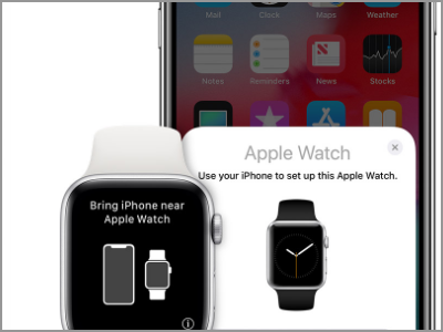 half off c7044 fb879 How to Set Up Your Apple Watch for the First Time