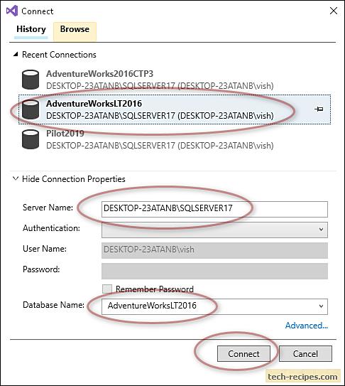SQL Server Database Project In Visual Studio_3