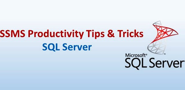 SSMS Tips & Tricks Feature