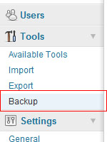 WP DB Backup Tools
