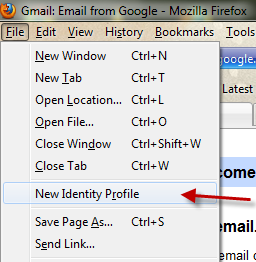 how to use 2 gmail accounts in chrome