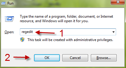 Windows 7: Add a Custom Message to the Welcome Screen