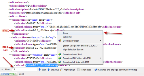 android-sdk_r22.6.2-windows.zip download