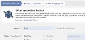 Facebook open graph type
