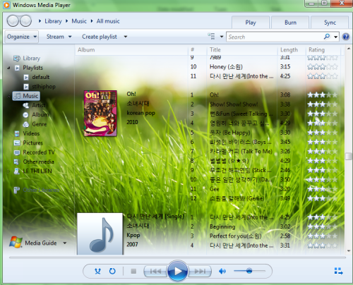 Windows 7: How to Change and Customize Windows Media Player