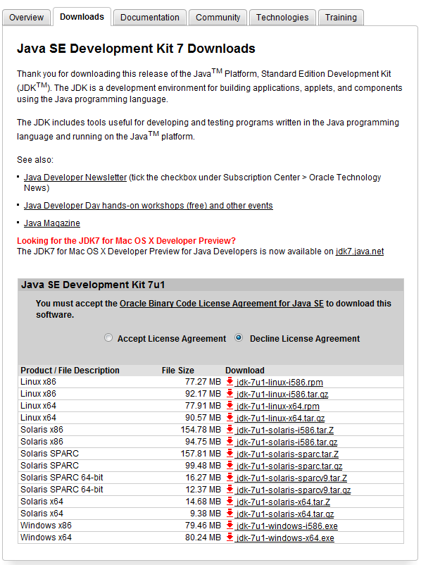 Jdk Para Windows 7 32 Bits