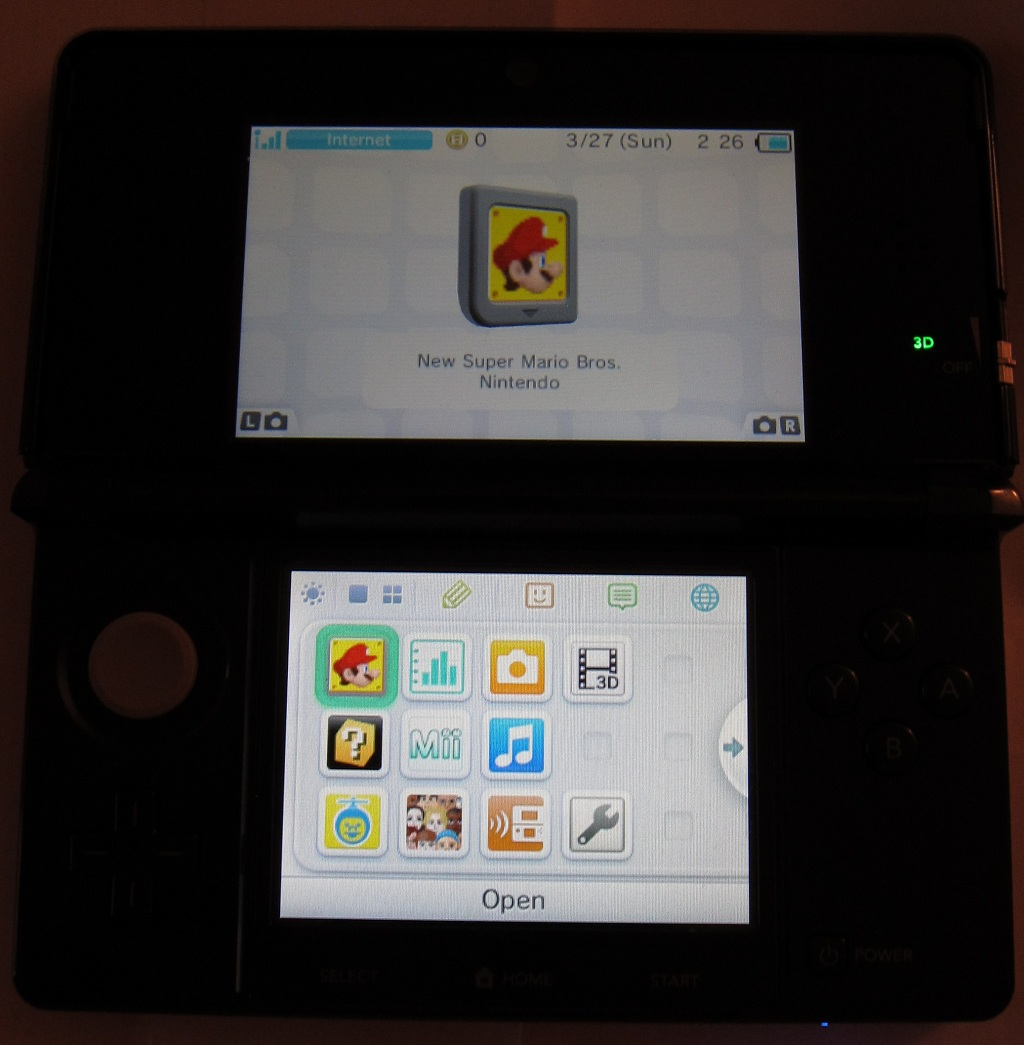Nintendo 3DS: Make DS and DSi Games Fit Full Screen