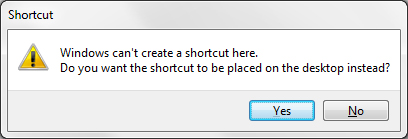 Desktop Prompt