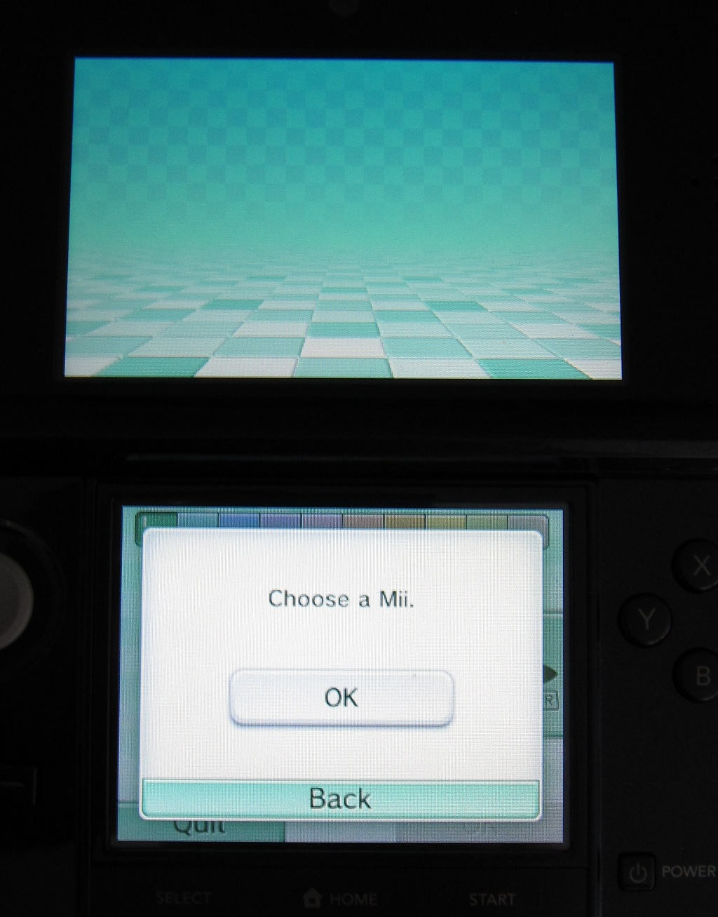 Nintendo 3DS: Create QR Code Image of Mii for Sharing