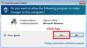 Windows Notification