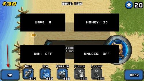 Gameloft: Mega Tower Assault Cheats and Hacks