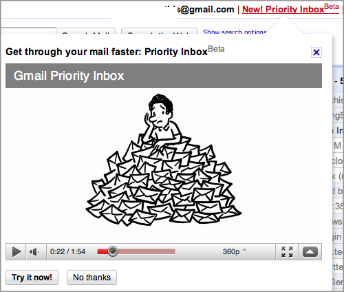 directions how to stop the background music in gmail