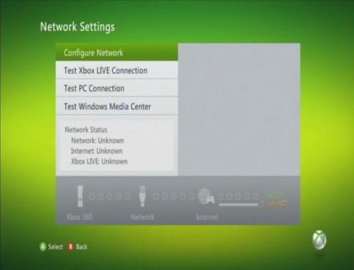 Configure Network