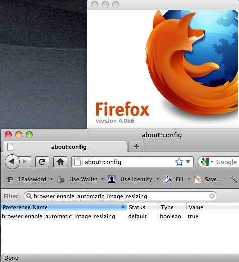 changing automatic image resizing ff4